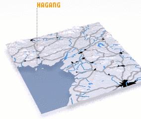 3d view of Hagang