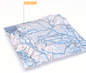 3d view of Induan