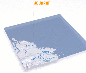 3d view of Jeuaran