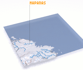 3d view of Mapanas