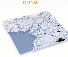 3d view of Soksal-li