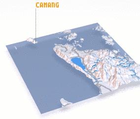3d view of Camang