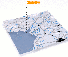 3d view of Changp\