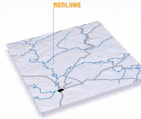 3d view of Menluhe