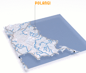 3d view of Polangi