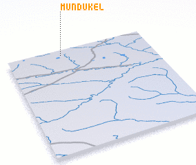 3d view of Mundu-Kel\