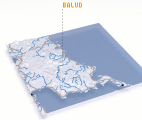 3d view of Balud