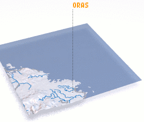 3d view of Oras