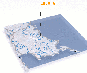 3d view of Cabong