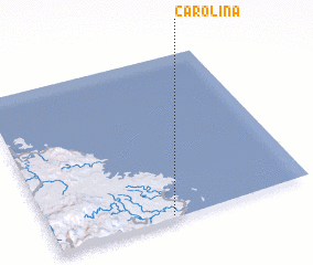 3d view of Carolina