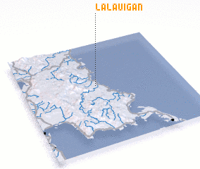 3d view of Lalauigan