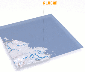 3d view of Alugan