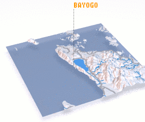 3d view of Bayogo