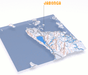3d view of Jabonga