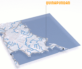 3d view of Quinapundan