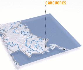3d view of Camcuenes