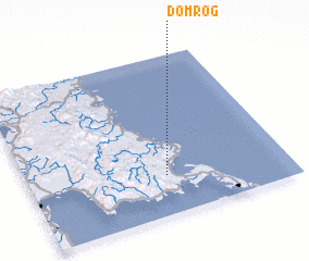 3d view of Domrog