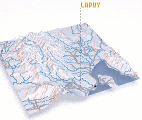 3d view of Lapuy