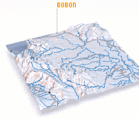 3d view of Bobon