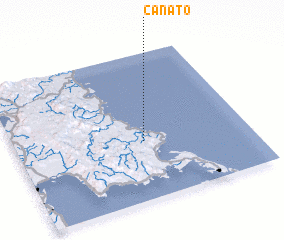 3d view of Can-ato