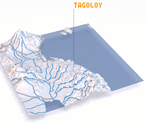 3d view of Tagoloy