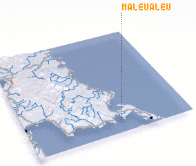 3d view of Maleualeu