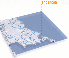3d view of Tagbacan