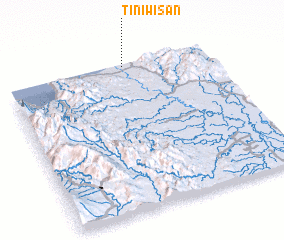 3d view of Tiniwisan