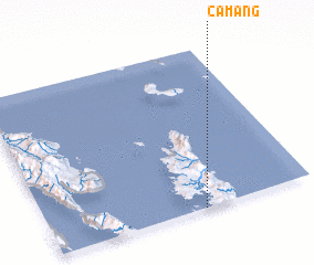 3d view of Camang