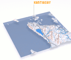 3d view of Kantiasay
