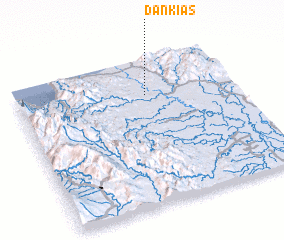 3d view of Dankias