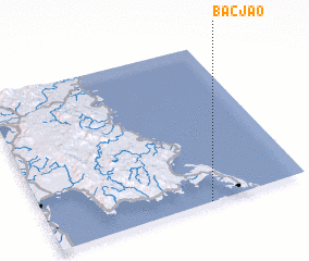 3d view of Bacjao