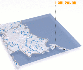 3d view of Hamurawon