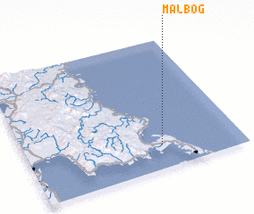 3d view of Malbog