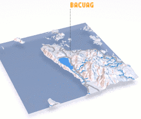 3d view of Bacuag