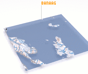 3d view of Banaag