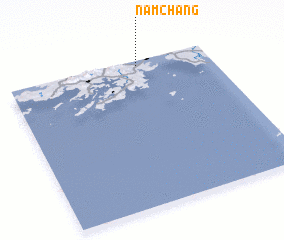 3d view of Namch\