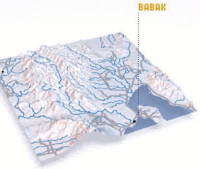 3d view of Babak