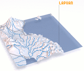 3d view of Lapuan