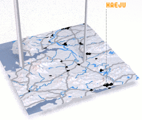 3d view of Haeju
