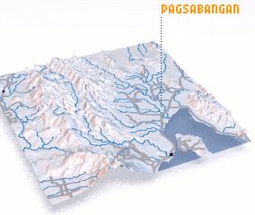 3d view of Pagsabangan