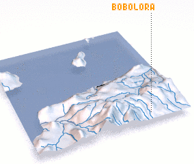 3d view of Bobolora