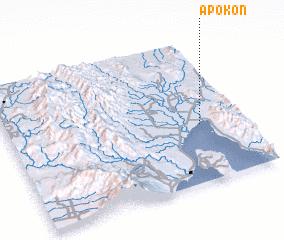 3d view of Apokon