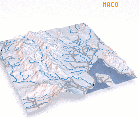 3d view of Maco