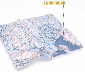 3d view of Lampinigan