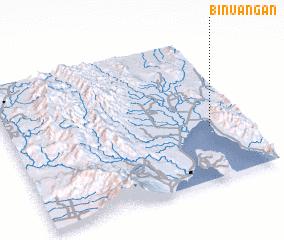 3d view of Binuangan