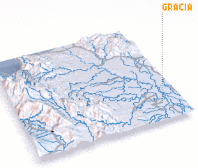 3d view of Gracia