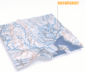 3d view of Kasangday