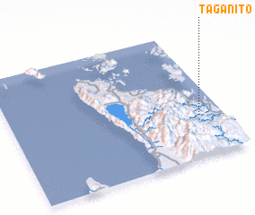 3d view of Taganito