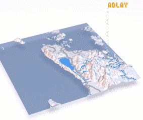 3d view of Adlay